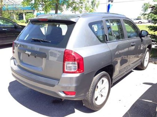 2012 jeep compass newmarket ontario car for sale. Black Bedroom Furniture Sets. Home Design Ideas