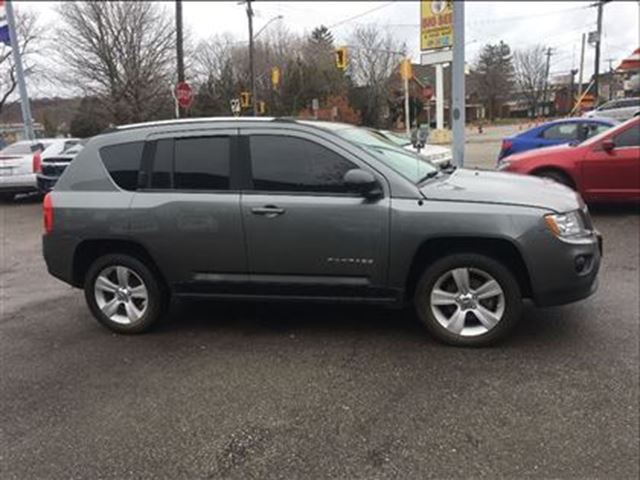 2012 jeep compass sport north awd loaded hamilton. Black Bedroom Furniture Sets. Home Design Ideas