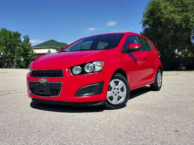 2014 chevrolet sonic ls manual 4dr hatchback red. Black Bedroom Furniture Sets. Home Design Ideas