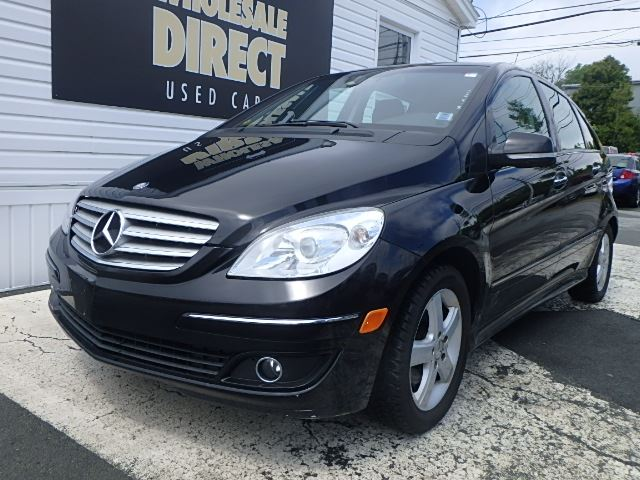 2006 mercedes benz b class hatchback b 200 2 0 l black o 39 regan 39 s wholesale direct halifax. Black Bedroom Furniture Sets. Home Design Ideas