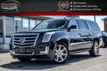 2015 Cadillac Escalade ESV Premium 4x4 8 Seater Navi Sunroof DVD Backup Cam Bluetooth R-Start Vented seat 22Alloy Rims in Bolton, Ontario