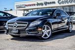 2013 Mercedes-Benz CLS-Class CLS550 4matic Navi Sunroof Backup Cam Bluetooth Vented Seat 19AMG Rims in Bolton, Ontario
