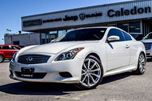 2010 Infiniti G37 S Navi Sunroof Backup Cam Bluetooth Leather Heated Front Seat 19Alloy Rims in Bolton, Ontario