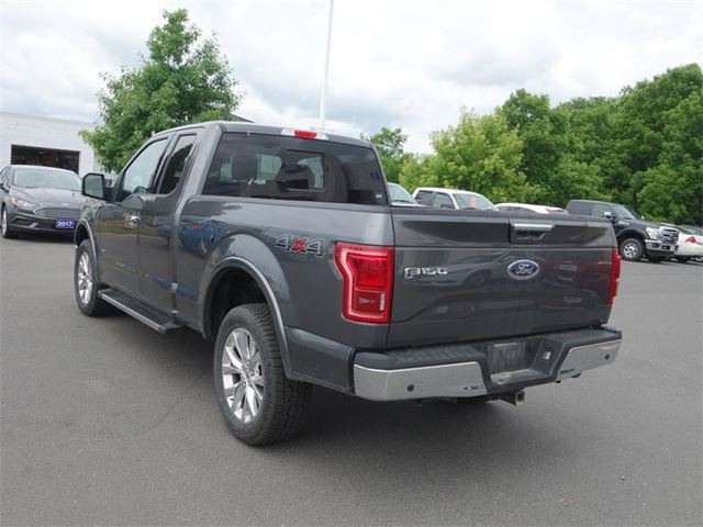 2015 ford f 150 lariat cobourg ontario used car for sale 2507868. Black Bedroom Furniture Sets. Home Design Ideas