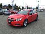 2014 Chevrolet Cruze 1LS in Campbell River, British Columbia