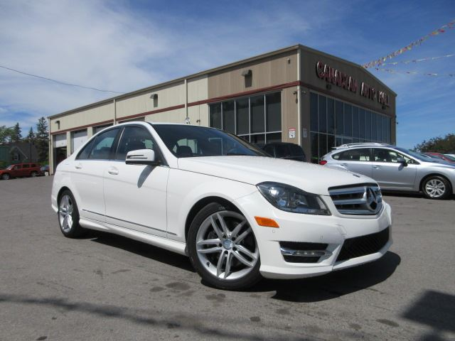2013 mercedes benz c class c300 4matic nav roof 31k for Average insurance cost for mercedes benz c300