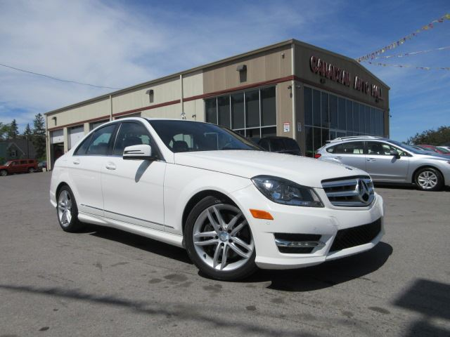 2013 mercedes benz c class c300 4matic nav roof 31k for 2013 mercedes benz c300