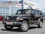 2013 Jeep Wrangler Sahara~Trailer Hitch~Bluetooth~One Owner Trade in Welland, Ontario
