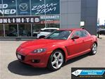 2007 Mazda RX-8 GT / LEATHER / SUNROOF / ONE OWNER!!!! in Toronto, Ontario