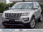 2016 Ford Explorer Limited 4X4 w Nav, Leather, Roof, Tech Pkg, DEMO in Surrey, British Columbia