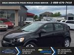 2012 Chevrolet Sonic LS in Plessisville, Quebec