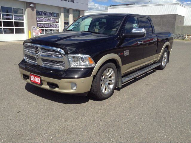 2015 DODGE RAM 1500 Longhorn in Prince George, British Columbia