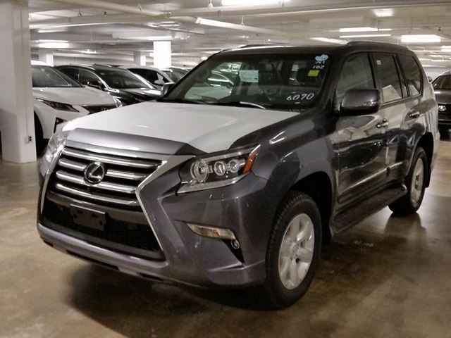 2016 lexus gx 460 technology package silver erin park. Black Bedroom Furniture Sets. Home Design Ideas