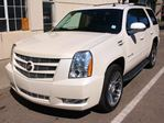 2012 Cadillac Escalade PREMIUM COLLECTION AWD 1 OWNER LOW KM LOCAL TRADE FINANCE AVAILABLE in Edmonton, Alberta