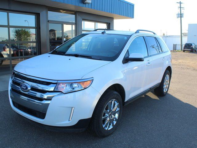 2013 FORD EDGE SEL AWD 3.5L in Vegreville, Alberta