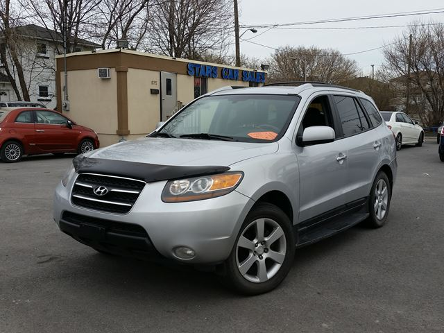 2007 hyundai santa fe gls 5pass ottawa ontario car for sale 2510372. Black Bedroom Furniture Sets. Home Design Ideas