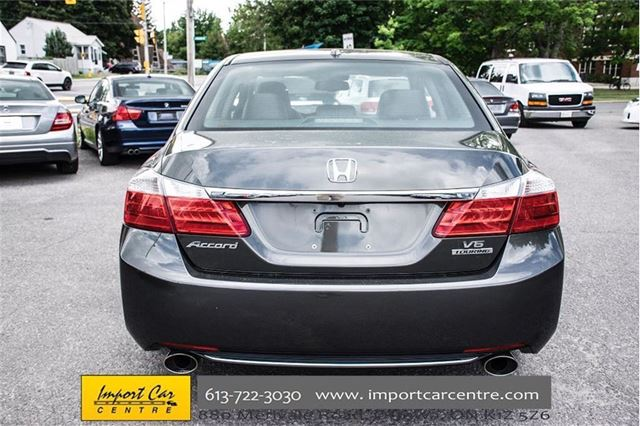2013 honda accord sedan touring price redcued call grey for 18950 in ottawa. Black Bedroom Furniture Sets. Home Design Ideas