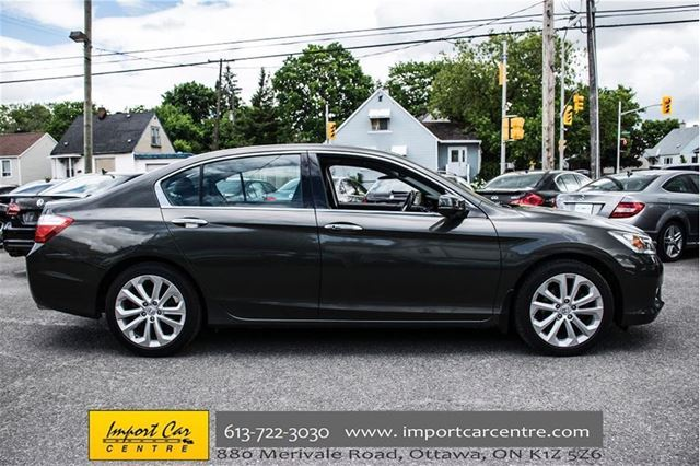 used 2013 honda accord sedan touring price redcued call ottawa. Black Bedroom Furniture Sets. Home Design Ideas