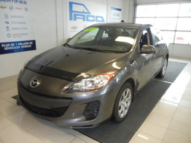 2013 Mazda MAZDA3 GX in Chicoutimi, Quebec