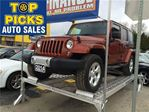 2014 Jeep Wrangler Unlimited           in North Bay, Ontario
