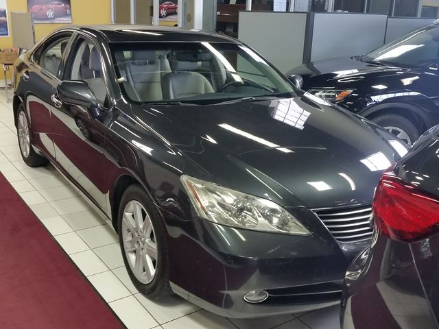 2008 lexus es 350 base etobicoke ontario car for sale. Black Bedroom Furniture Sets. Home Design Ideas