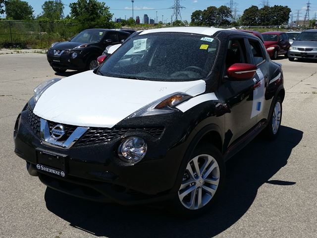 2016 nissan juke sv toronto ontario new car for sale 2511432. Black Bedroom Furniture Sets. Home Design Ideas