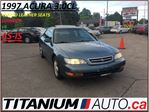 1997 Acura CL AS-IS+Heated Leather Seats+Sunroof+Power Group+V6+ in London, Ontario
