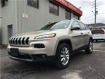 2015 Jeep Cherokee Limited in Brockville, Ontario