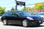 2012 Infiniti G25 x AWD ONLY 63K! **CLEAN CARPROOF** BACK-UP CAM in Scarborough, Ontario