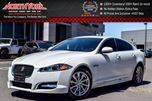 2014 Jaguar XF Cold Weather & Vision PKGs Adaptive Xenons Adaptive Cruise DriverAssist Clean CarProof! MUST SEE! in Thornhill, Ontario