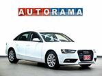 2013 Audi A4 2.0T PREMIUMLEATHER SUNROOF AWD in North York, Ontario
