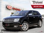 2010 Lincoln MKX AWD 4dr in Winnipeg, Manitoba