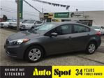 2014 Kia Forte LX/ WE FINANCE !/PRICED FOR A QUICK SALE!! in Kitchener, Ontario