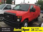2009 Ford Econoline WE FINANCE ! / PRICED FOR AN IMMEDIATE SALE in Kitchener, Ontario