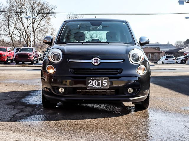 2015 fiat 500l lounge lindsay ontario used car for sale 2512496. Black Bedroom Furniture Sets. Home Design Ideas