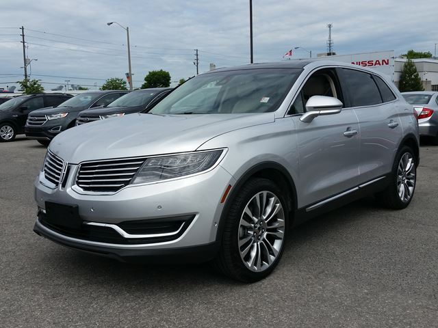 2016 lincoln mkx reserve silver east court ford lincoln. Black Bedroom Furniture Sets. Home Design Ideas