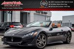 2014 Maserati GranTurismo Sport Convertible 4.7L V8 454HP Clean CarProof Bose 20Alloys in Thornhill, Ontario