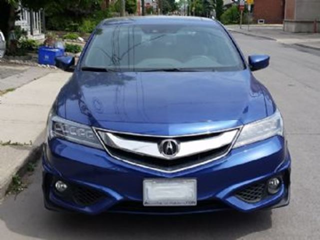 2016 acura ilx 4dr sdn a spec mississauga ontario car for sale 2512911. Black Bedroom Furniture Sets. Home Design Ideas