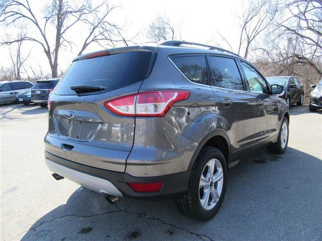 2013 ford escape se 4wd toronto ontario used car for sale 2512742. Black Bedroom Furniture Sets. Home Design Ideas
