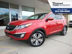 2015 Kia Sportage EX w/Luxury Pkg *Htd&Cool Leather* in Winnipeg, Manitoba