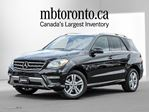 2014 Mercedes-Benz M-Class ML350 BlueTEC 4MATIC in Markham, Ontario