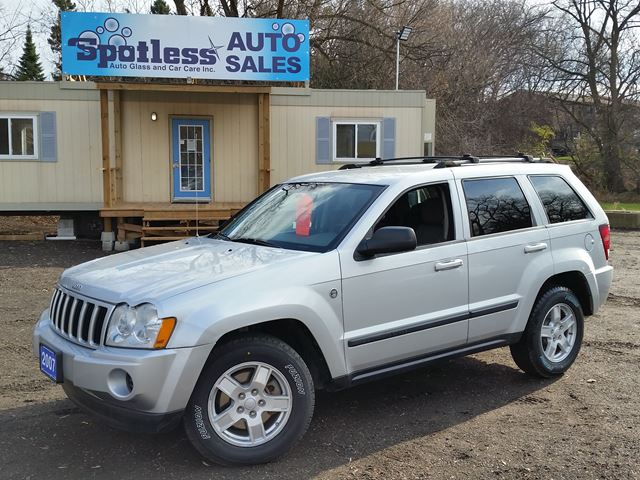 2007 Jeep Grand Cherokee Laredo Whitby tario Used Car