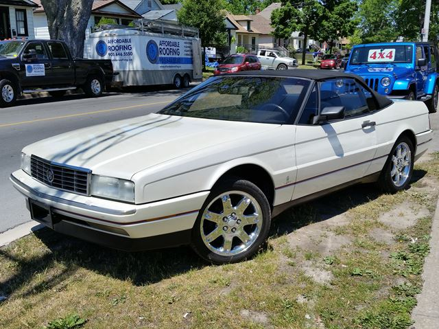 1991 Cadillac Allante           in St Catharines, Ontario