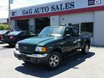 2002 Ford Ranger XLT Off-Road in Ottawa, Ontario