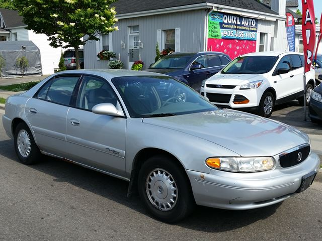 2002 Buick Century Custom Grey Quixl Auto Sales And