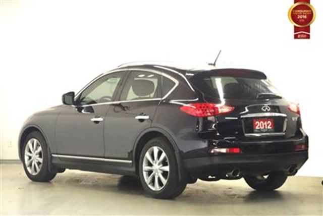 2012 infiniti ex35 luxury package back up camera sunroof leathe toronto ontario used. Black Bedroom Furniture Sets. Home Design Ideas
