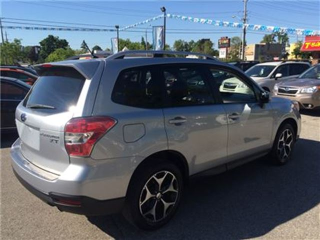 used 2014 subaru forester h 4 cy 2 0xt touring from 1 9 financing available ple scarborough. Black Bedroom Furniture Sets. Home Design Ideas