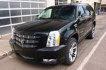 2012 Cadillac Escalade AWD PREMIUM BLACK ON BLACK FULLY LOADED LOCAL TRADE FINANCE AVAILABLE in Edmonton, Alberta