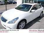 2011 Infiniti G37 x Luxury *C/S**Local Car, Comes with Winter Tires on in Airdrie, Alberta