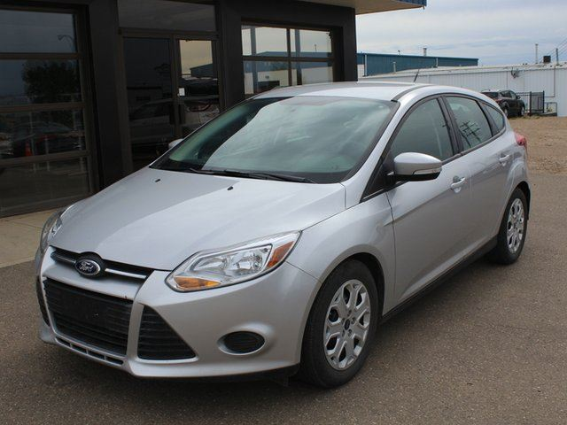 2014 FORD FOCUS SE Hatchback FWD 2.0L in Vegreville, Alberta